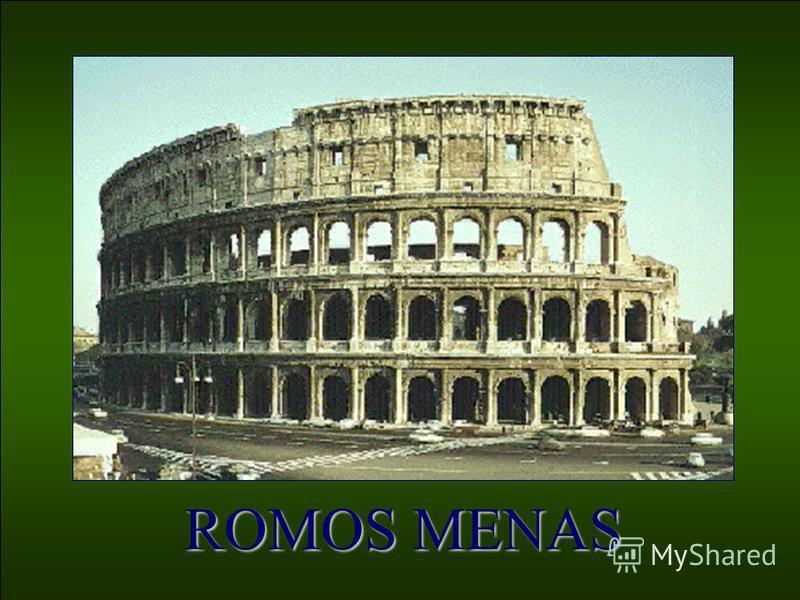 ROMOS MENAS