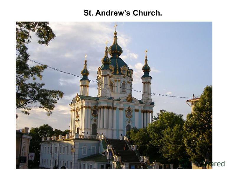 St. Andrews Church.