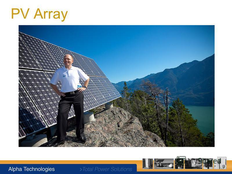 PV Array