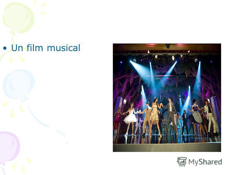 Un film musical