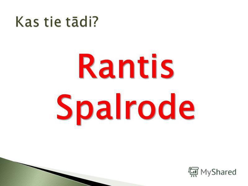 RantisSpalrode