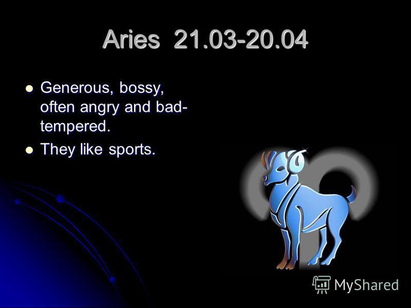 Aries Sagittarius Leo