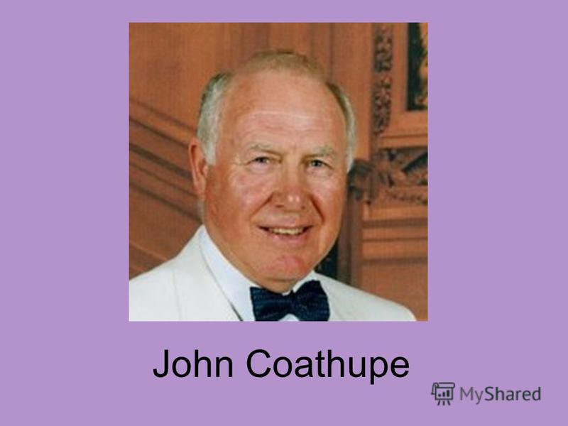 John Coathupe