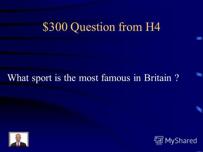 $200 Answer from H4 The USA
