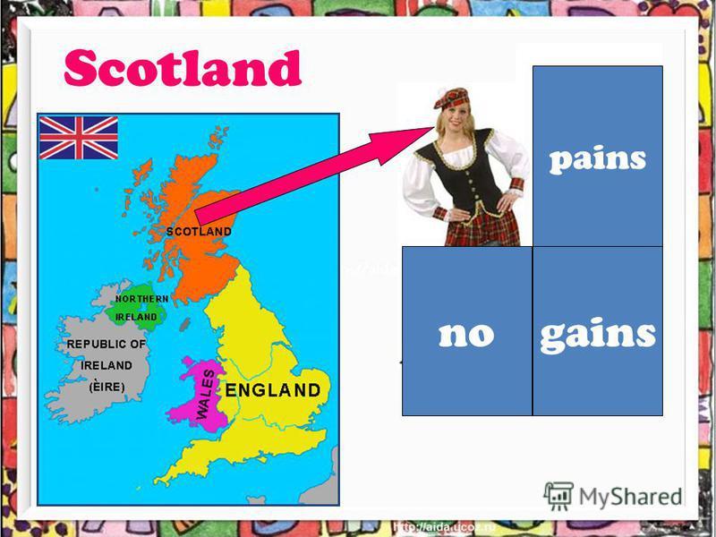 Scotland pains nogains