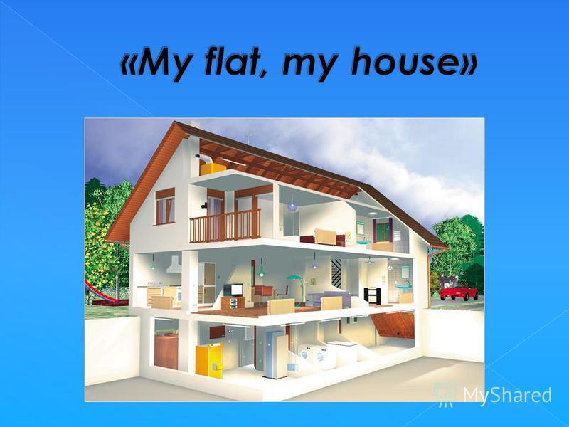 Language123: Describe the house you are living in