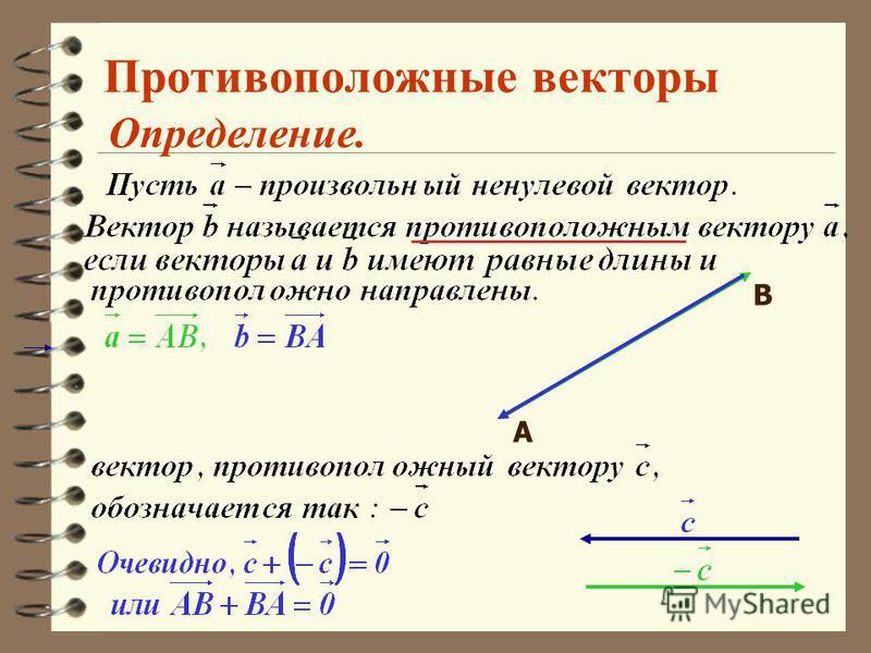 Сформулируйте правило вычитания двух чисел. Ответ: Чтобы из данного числа вычесть другое, надо к уменьшаемому прибавить число, противоположное вычитаемому: a - b = a + (-b).