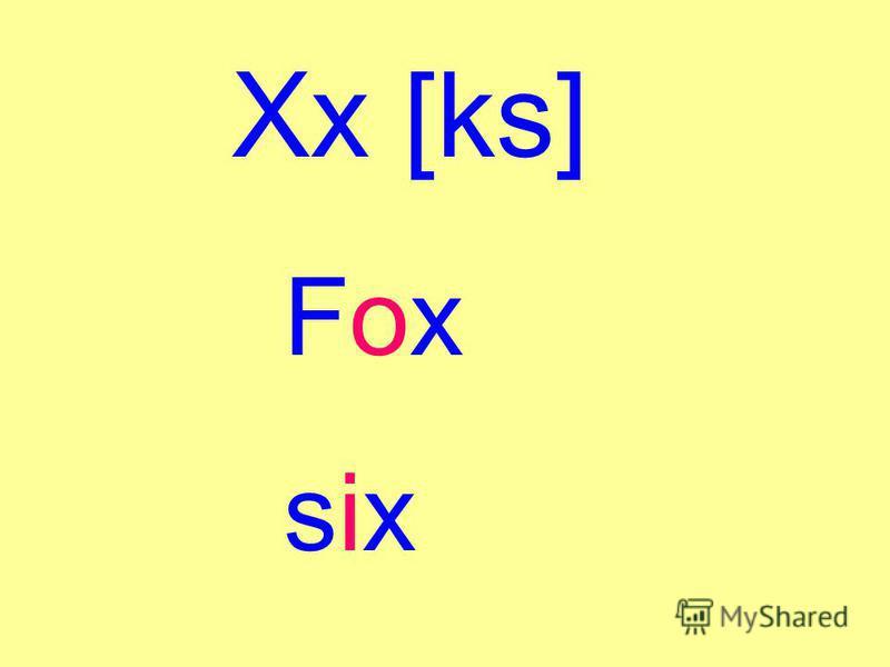 Xx [ks] FoxsixFoxsix