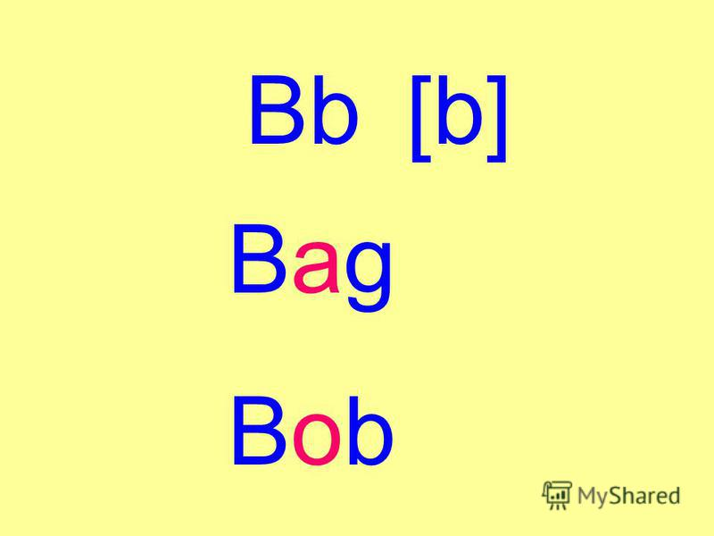 Bb[b] BagBobBagBob