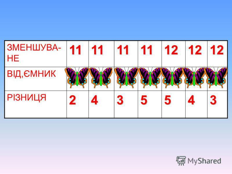 ЗМЕНШУВА- НЕ11111111121212 ВІД,ЄМНИК9786789 РІЗНИЦЯ2435543