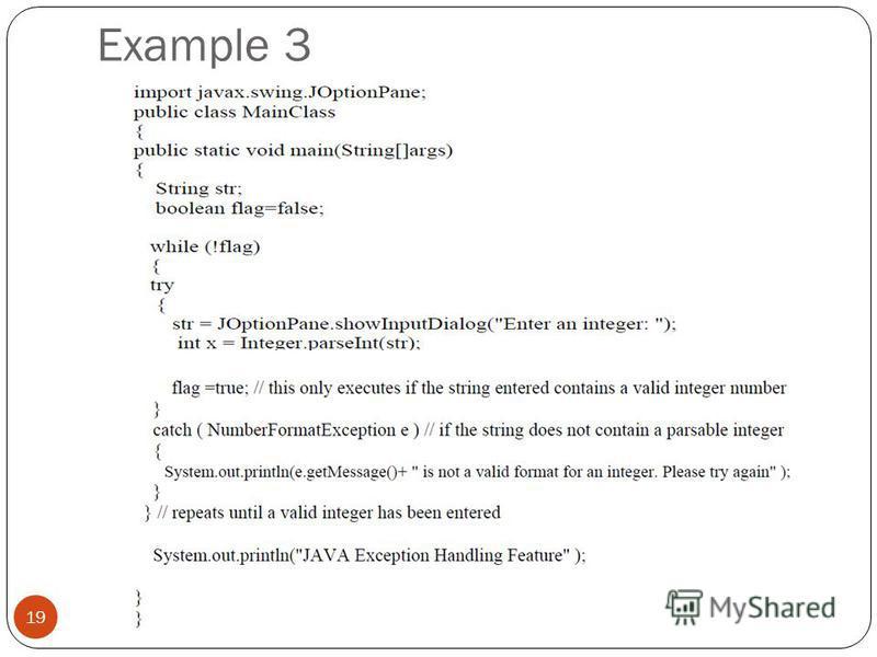 Example 3 19