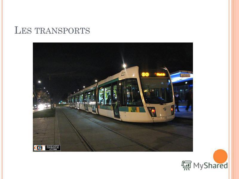 L ES TRANSPORTS