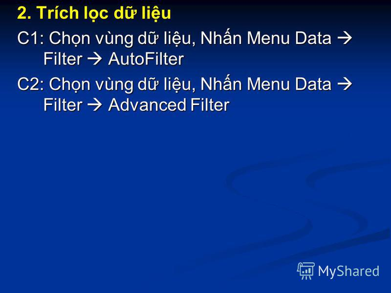 1. Sp xp d liu - Chn d liu, Nhn Menu Data Sort Chn ct ph Chn ct chính Chn ct ph Kiu sp xp