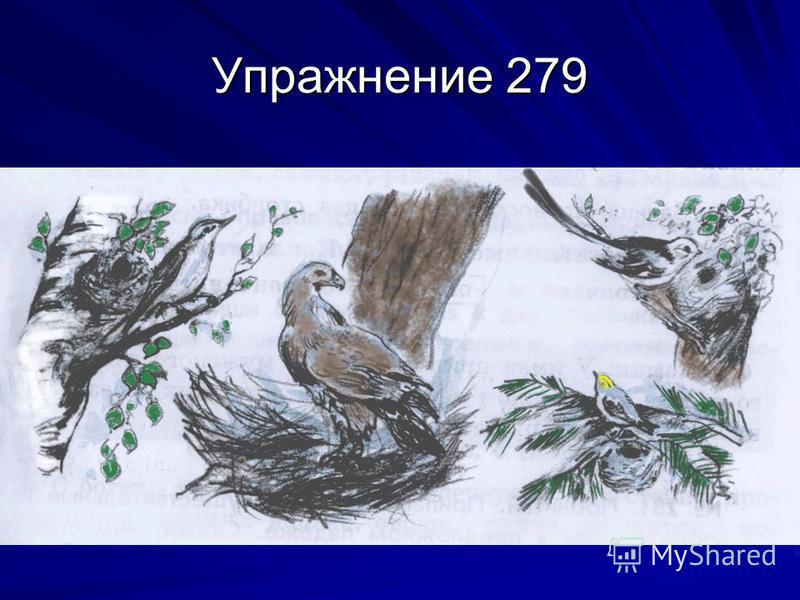 Упражнение 279