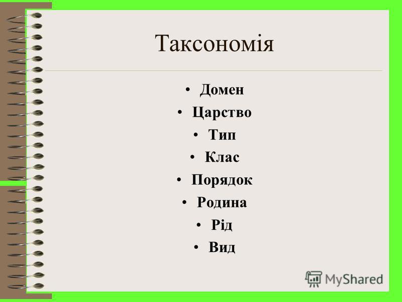 Класифікаційні системи у прокаріотів 1.Miкроскопічна морфологія 2.Maкроскопічна морфологія – властивості колоній appearance 3.Фізіологія / біохімічна характеристика 4.Хімічний аналіз 5.Серологічний аналіз 6.Генетичний і молекулярний аналіз (філогенет