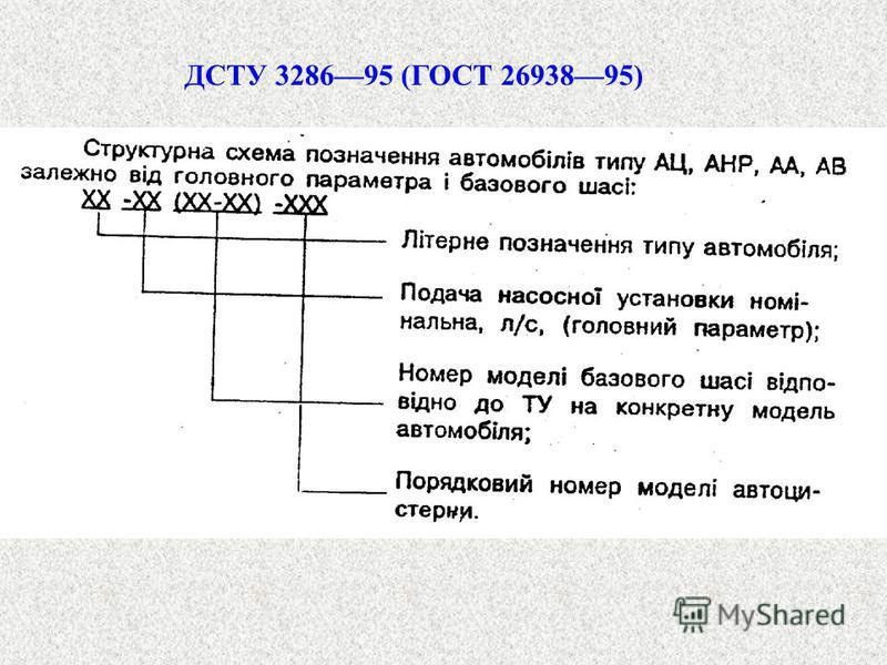 ДСТУ 328695 (ГОСТ 2693895)