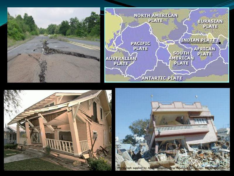 Earthquake pictures