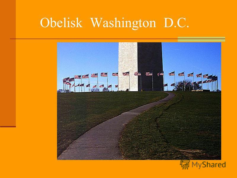 Obelisk Washington D.C.