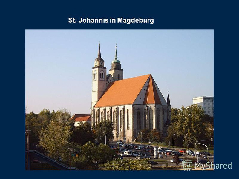St. Johannis in Magdeburg