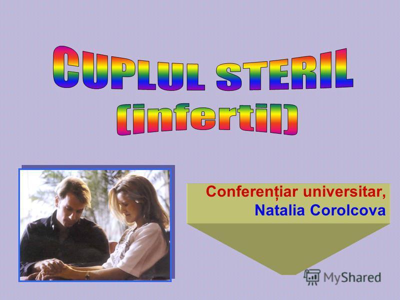 Conferenţiar universitar, Natalia Corolcova