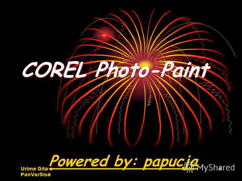 Urime Dita e PanVarSisë 1 COREL Photo-Paint Powered by: papucja