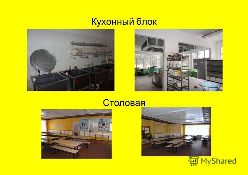Кухонный блок Столовая