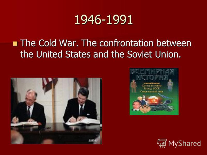 the war between united states and soviet union During the war soviet union vs the united states the united states did everything it could to keep the soviet union in the war because with out them the outcome may not have been the same the soviet union could have won the war all by itself, with its army numbers and capabilities the soviets.
