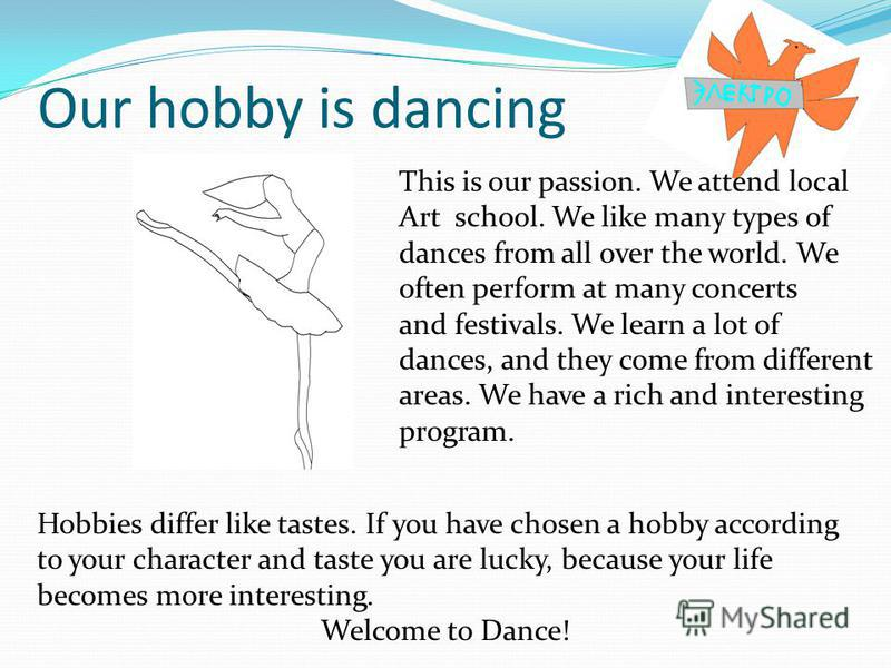 my hobbies essays Essay on my hobby a hobby is an occupation which gives pleasure and amusement to a person and which carries one of his own accord simply because he likes it my hobby is not pursued as a profit.