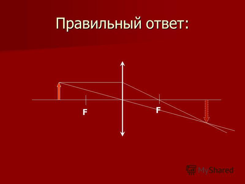Правильный ответ: F F