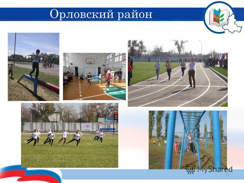 11 Орловский район