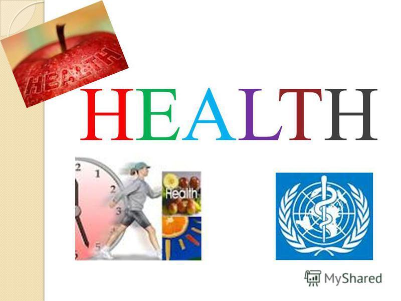 HEALTHHEALTH
