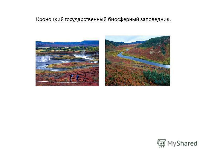 Кроноцкий государственный биосферный заповедник.