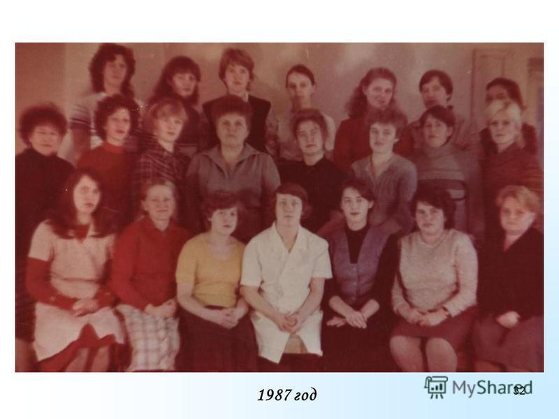 32 1987 год