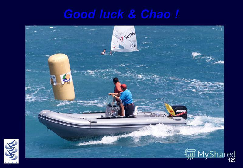 129 Good luck & Chao !