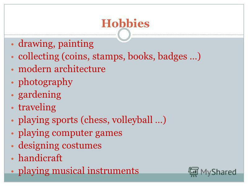 is playing sports a good hobby Hi i'm trying to find a good explanation for my students about the use of play, go or do with sports, and i find it difficult to explain the use of.