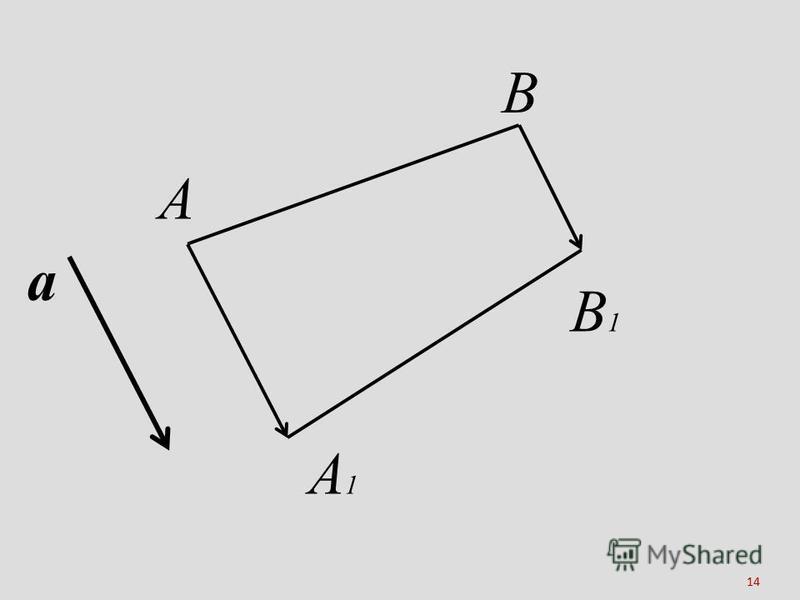 14 B A a A1A1 B1B1