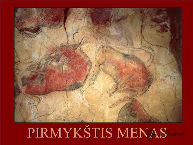 PIRMYKŠTIS MENAS