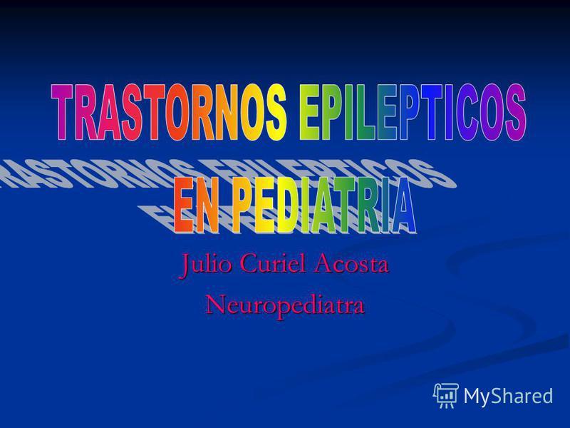 Julio Curiel Acosta Neuropediatra