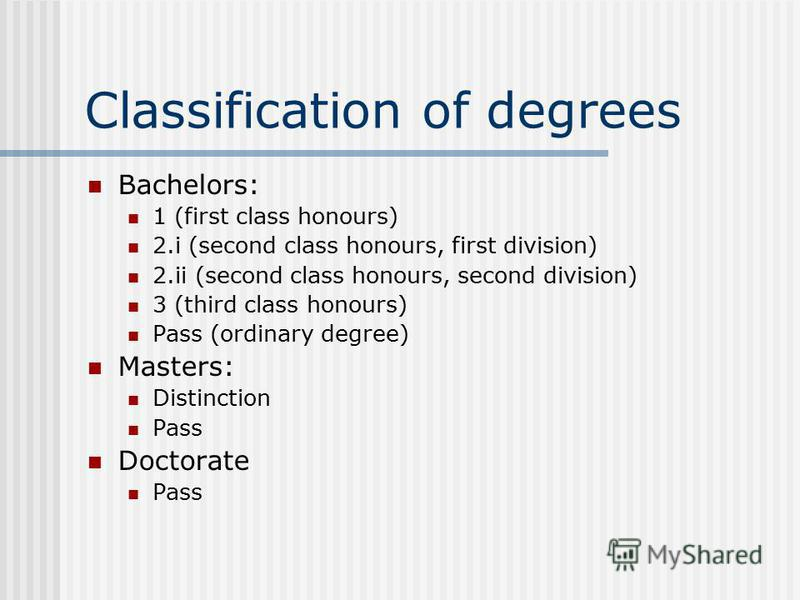 Masters Degrees Masters Degree With Distinction