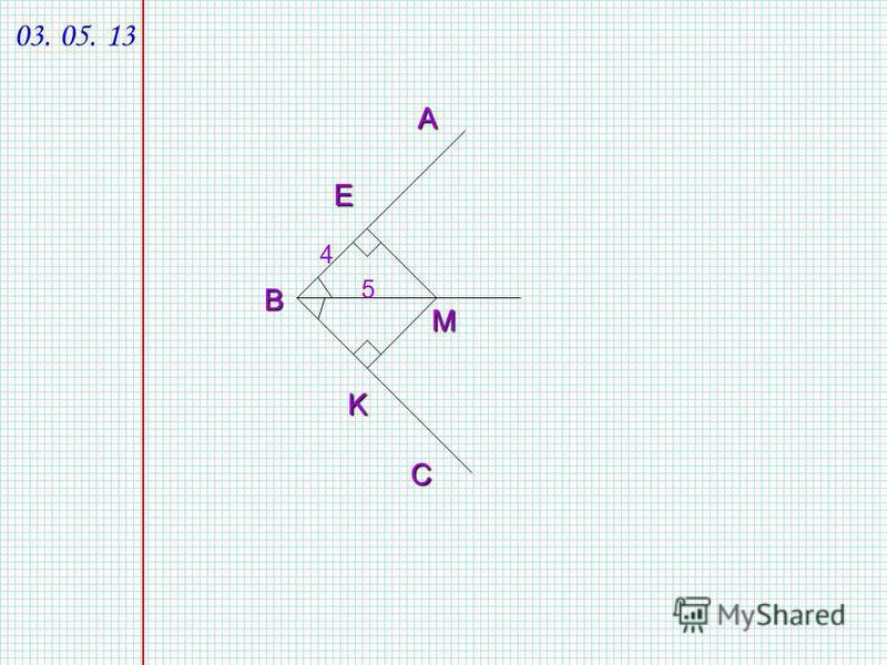 B A C E K M 5 4 03. 05. 13