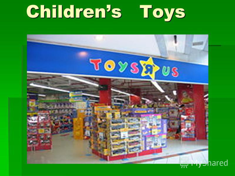 Childrens Toys Childrens Toys