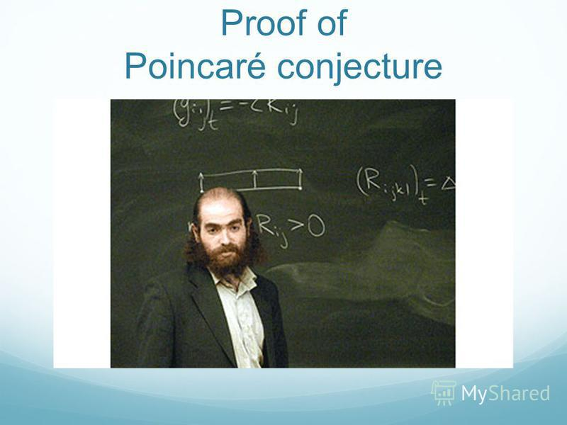 Proof of Poincaré conjecture