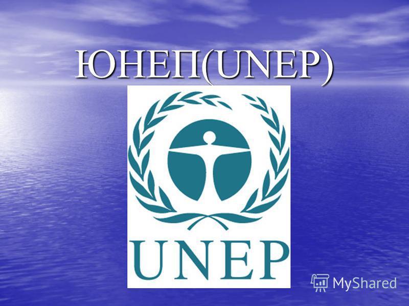 ЮНЕП(UNEP)