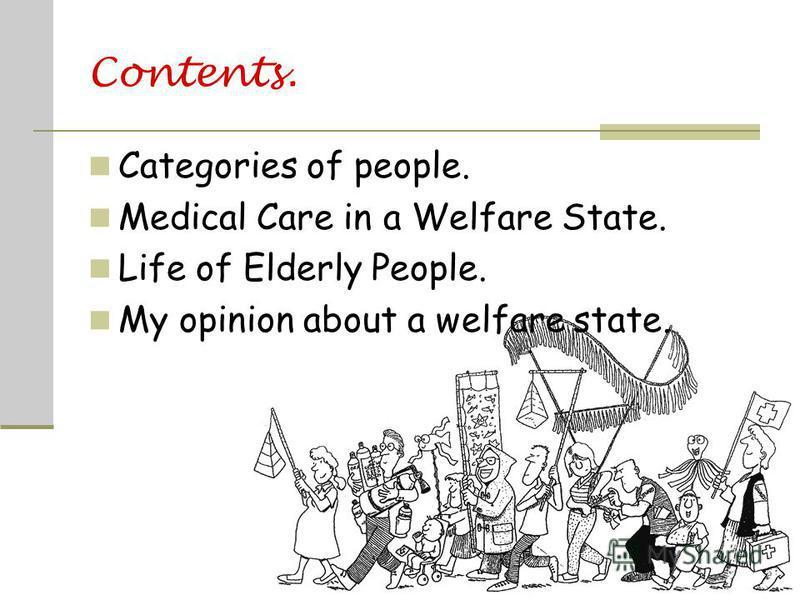 What is an ideal welfare state? Aleksey Kolbeshev Dobryakova Valeria 11 A Svetly State Comprehensive Secondary School NO 3