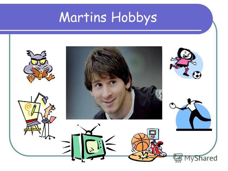 Martins Hobbys