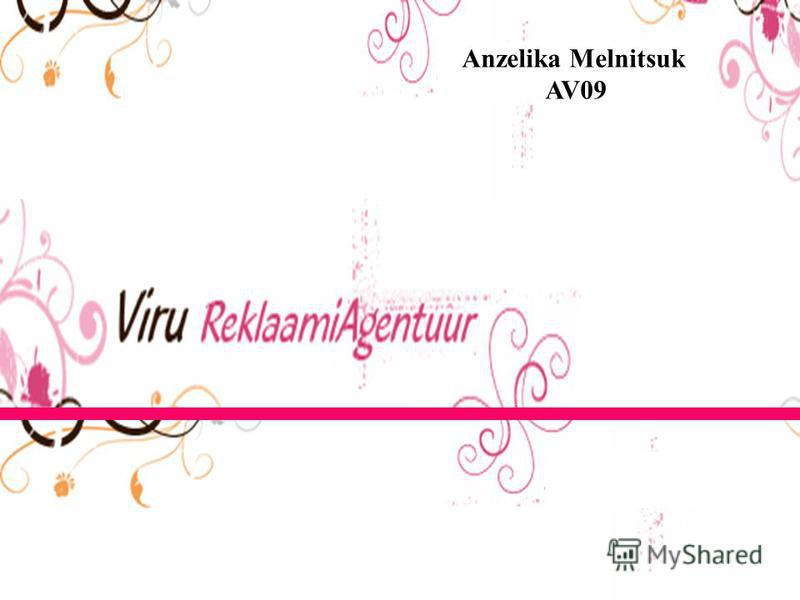 Anzelika Melnitsuk AV09 Anzelika Melnitsuk AV09 Anzelika Melnitsuk AV09