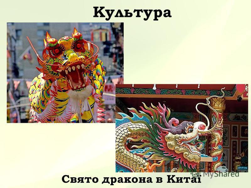 Свято дракона в Китаї