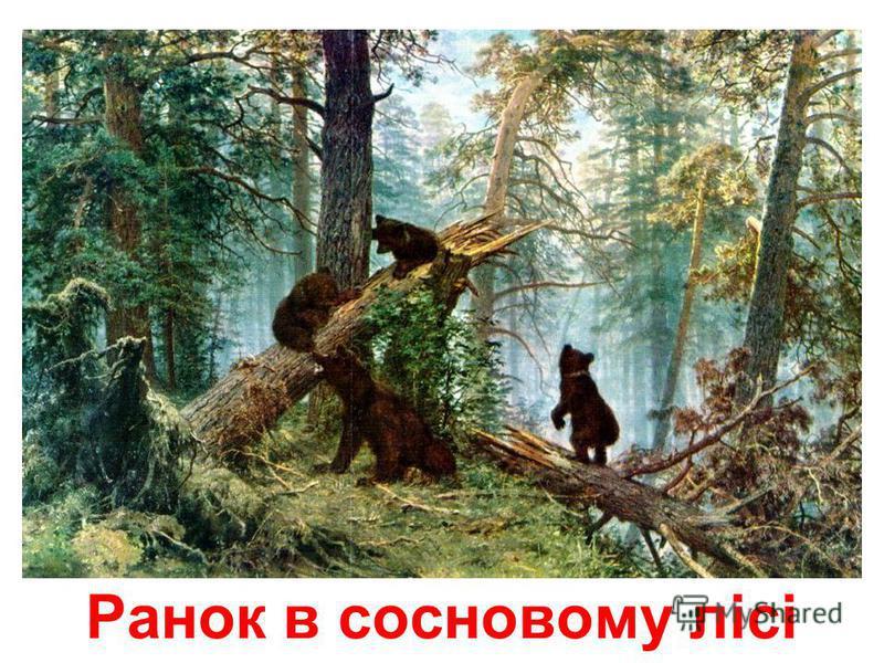 Портрет Івана Шишкіна