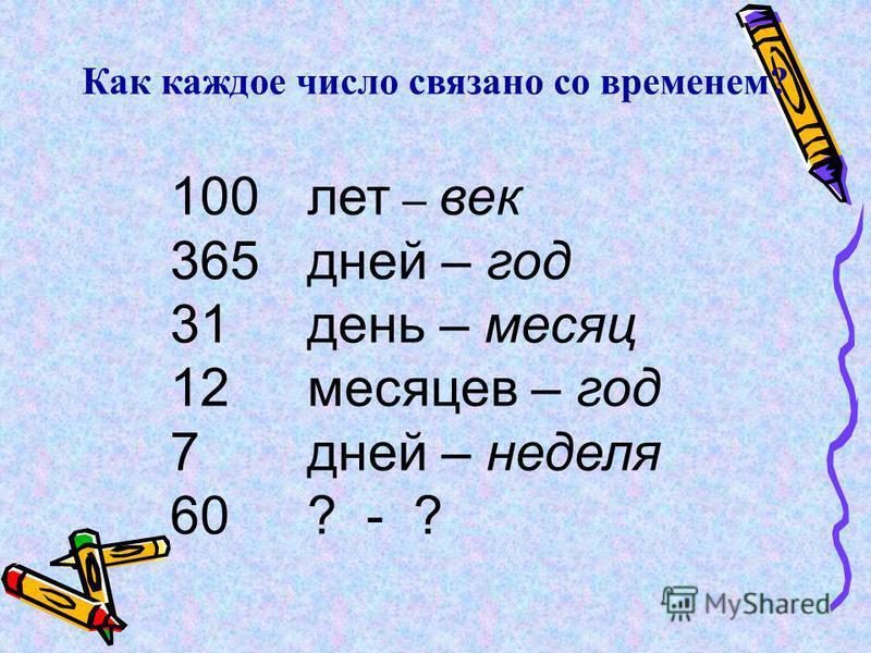 Запишите ответы в столбик: 37+ 41+ 13+9 360 + 20 : 4 3 · 8 + 7 40 – 28 35 : 5 9 · 7 – 3 100 365 31 12 7 60