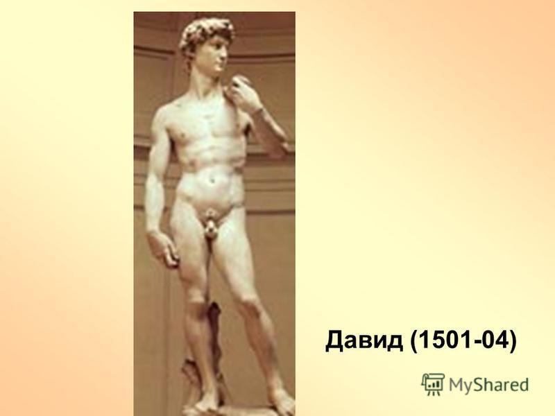 Давид (1501-04)